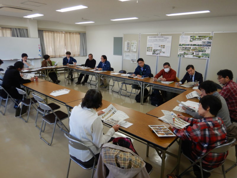 水元公園水産試験場跡地(水辺のさと)市民参加型育成管理支援