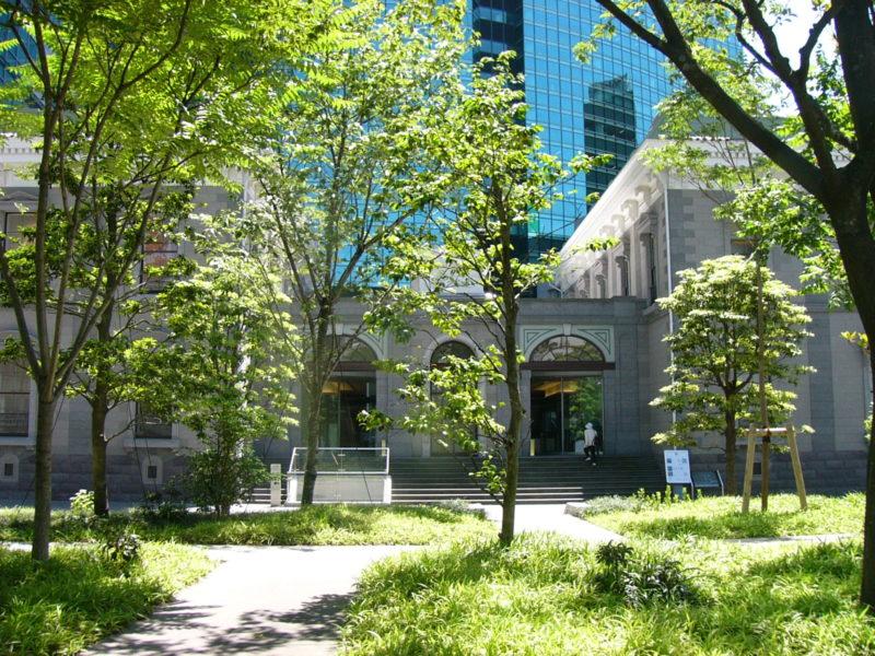 汐留シティセンター(シオサイト)植栽実施設計・監理