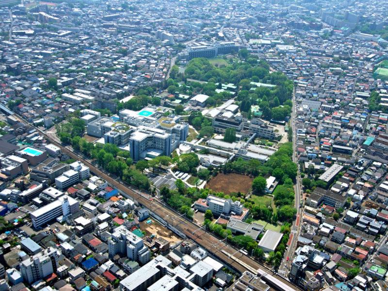 都立松沢病院環境整備計画・設計・管理監修